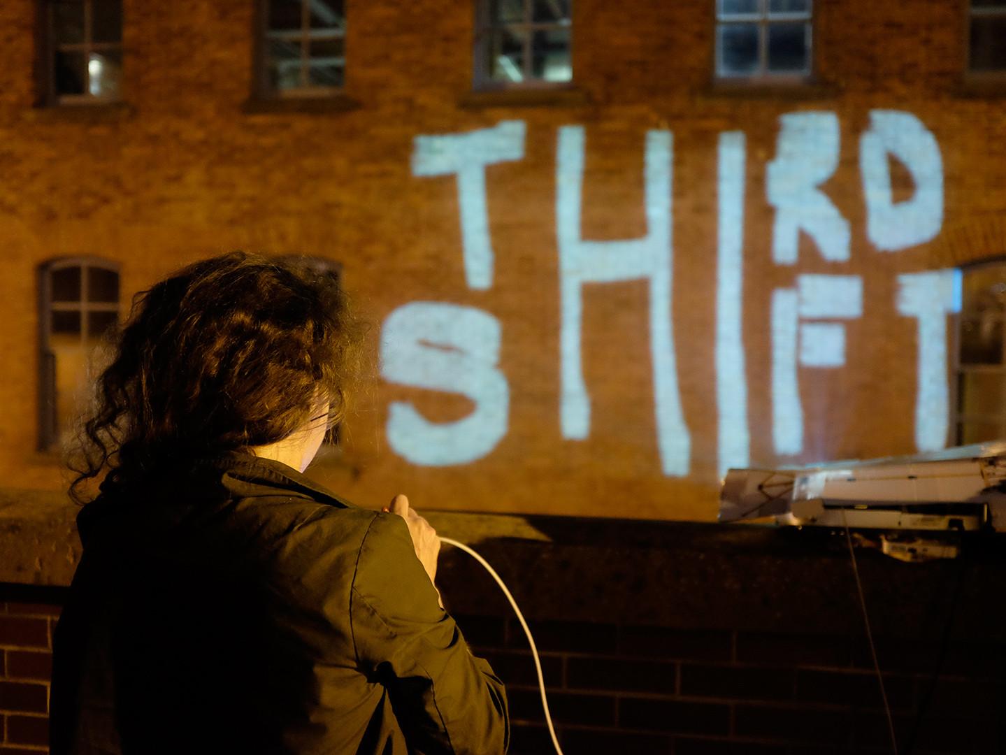 Kate MacDonald - Third Shift 2016