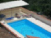 zwembad chambres dhotes en gites