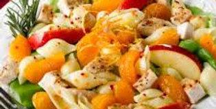 Apple-Orange Salad