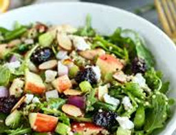 Celery, Apple and Almond Salad