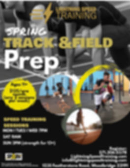 Track prep - Lightning Speed Training.jp