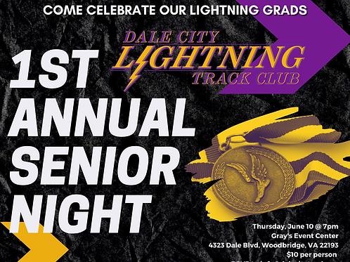 1st Annual Senior Night ticket