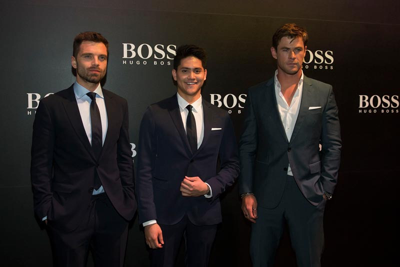 Hugo BOSS Ambassadors