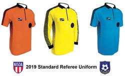 2019 Official Uniform