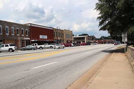 US Route 29 in Fairburn, Georgia