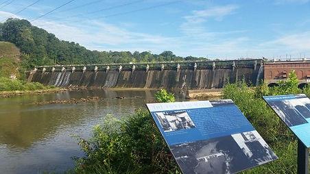 Morgan Falls in North Springs, GA