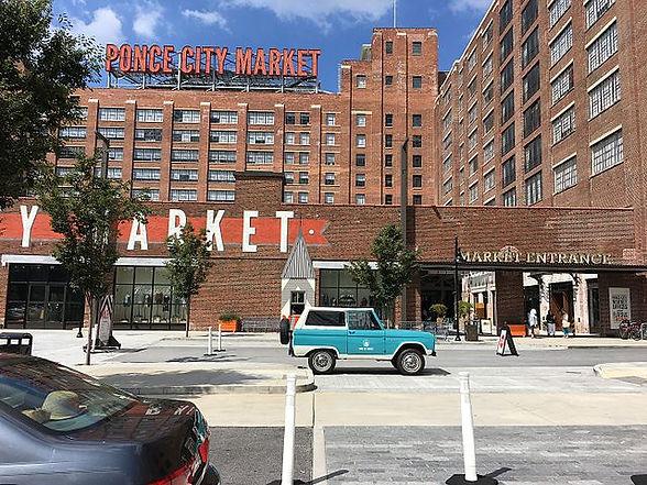 Midtown, Atlanta, GA - Ponce City Market
