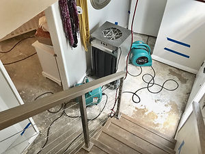 Water and Flood Damage Cleanup