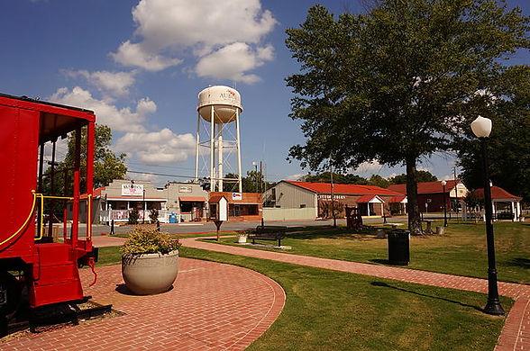 Auburn Historic District - Georgia