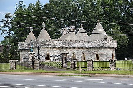Milton Dwarf Castle