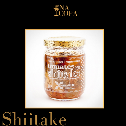 DON FARRUCO - Shiitake Antipasto