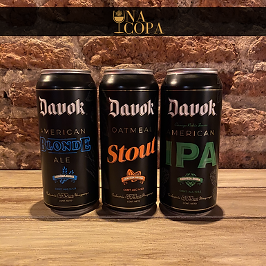 Davok - Pack x 6