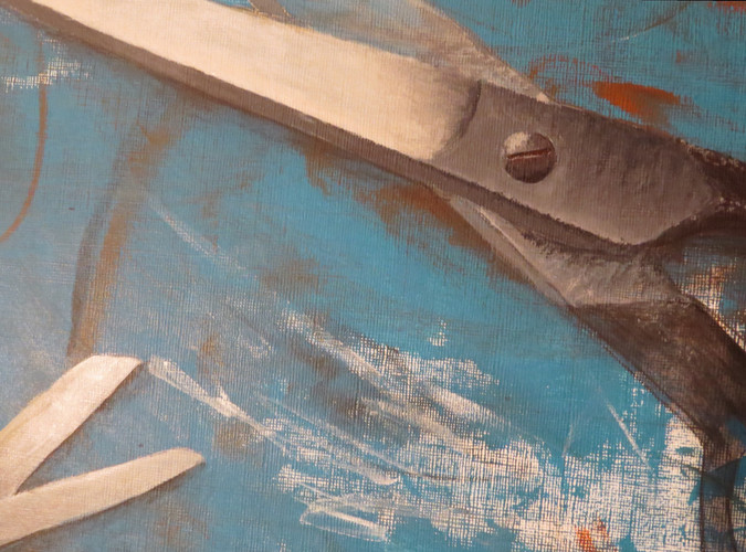 Cutting Reality, detail