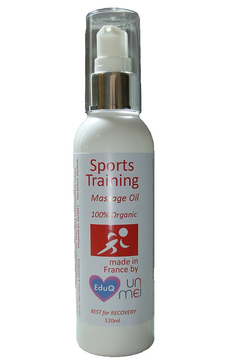 EduQ Sport Massage Oil 50ml