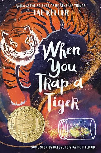 When You Trap a Tiger Newberry Award Pla
