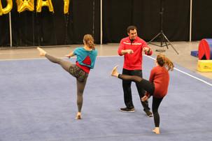 Coach Devona, Coach Michael & Sarah