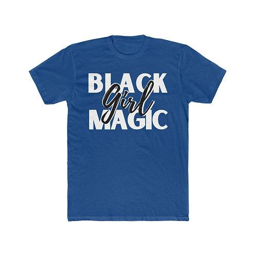 Black Girl Magic Cotton Crew Tee
