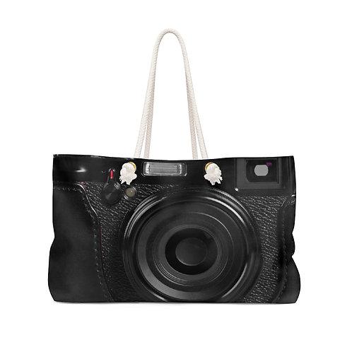 Digital Cam Weekender Bag