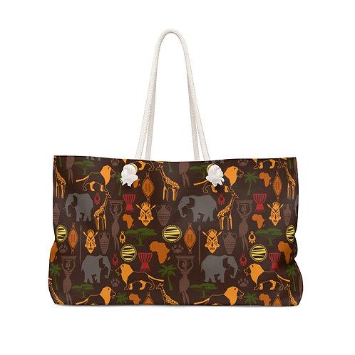 Culture Weekender Bag
