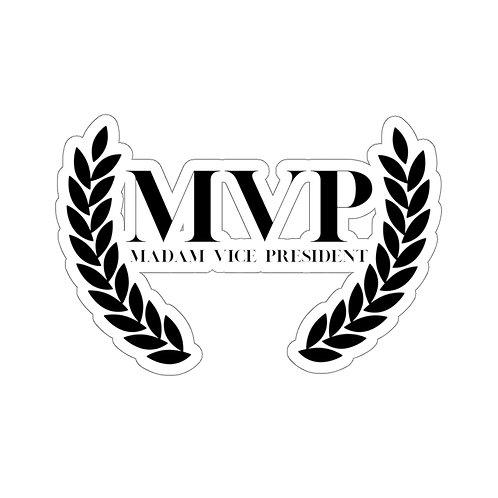 MVP Wreath Kiss-Cut Sticker