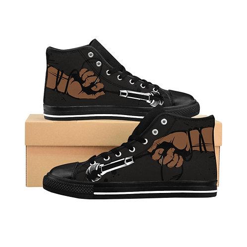 Mic Drop Men's High-top Sneakers