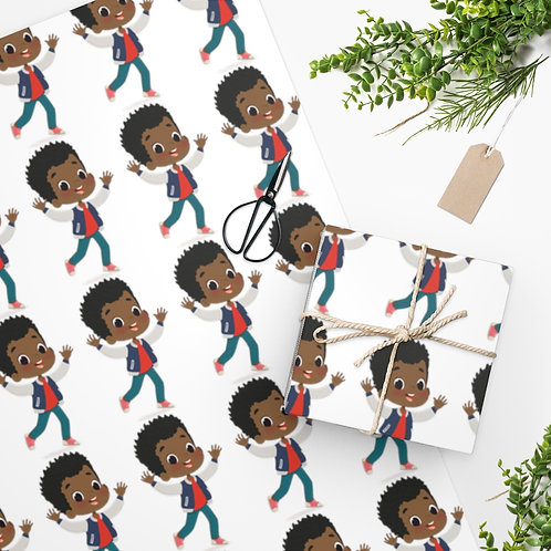 Prince Wrapping Paper