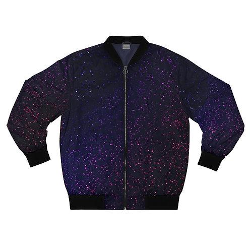 Galaxy Bomber Jacket