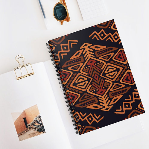 FTC Spiral Notebook - Ruled Line