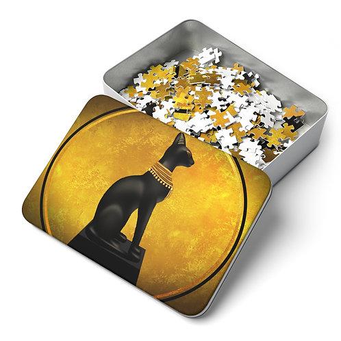 Egyptian Goddess 252 Piece Puzzle
