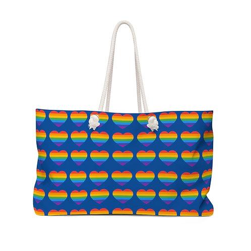 Love Abounds Weekender Bag