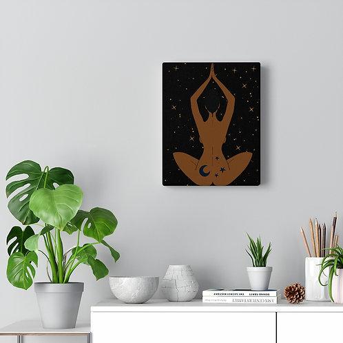 Lotus Canvas Gallery Wraps