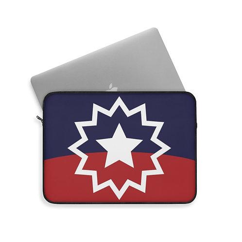 Juneteenth Flag Laptop Sleeve