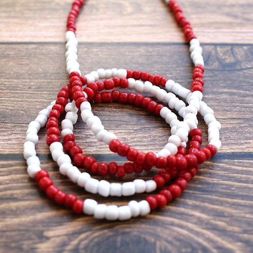 Shango African Waist Beads