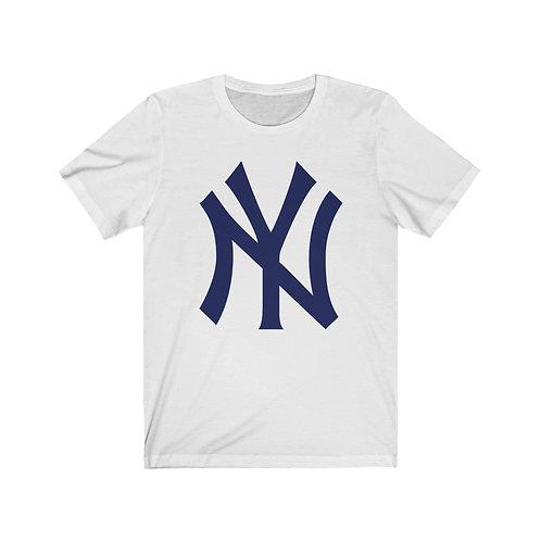NY Yankees Unisex Jersey Tee