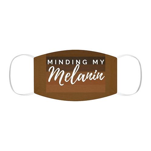 Minding My Melanin Face Mask