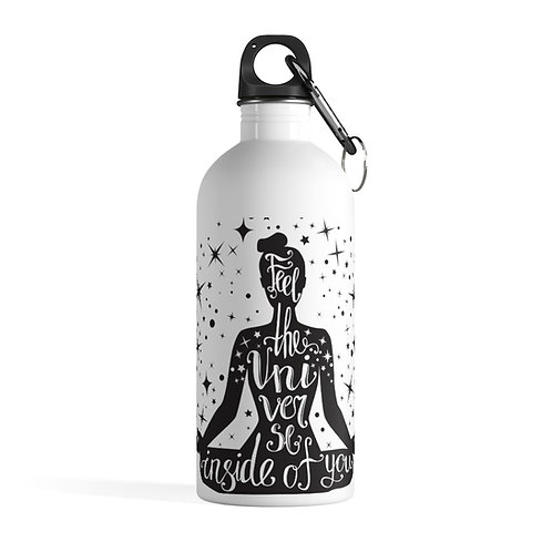 Universe Stainless Steel Water Bottle