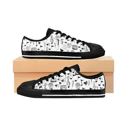 Pure Notes Women's Sneakers