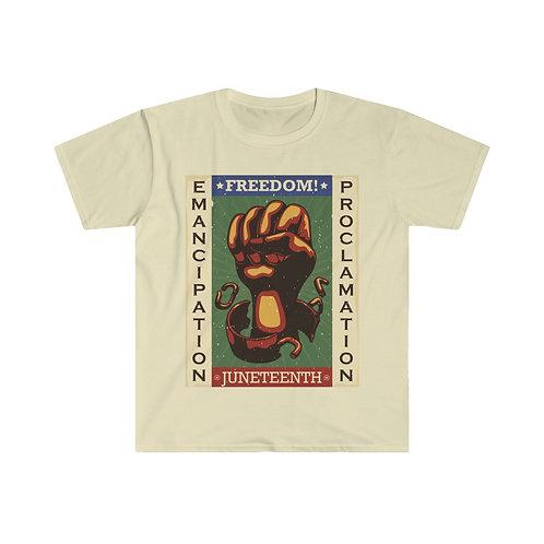 Freedom Day Unisex Softstyle T-Shirt
