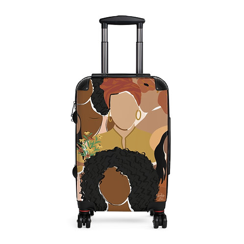 Forever Sisters Cabin Suitcase