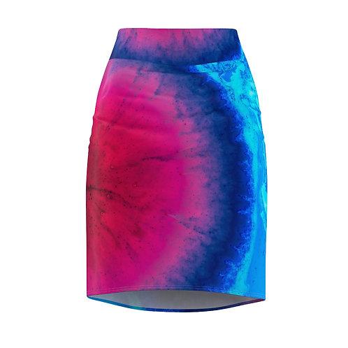 Melonge Pencil Skirt