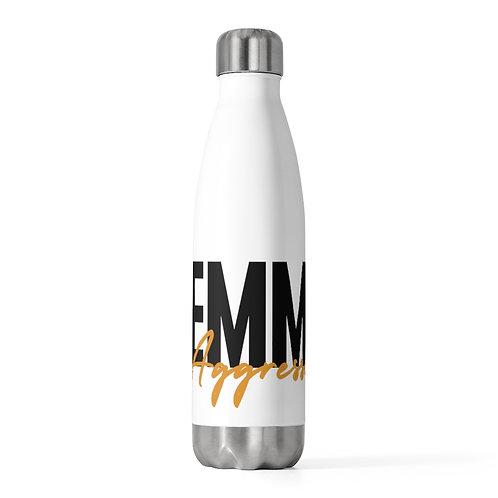 Femme Aggressive 20oz Insulated Bottle
