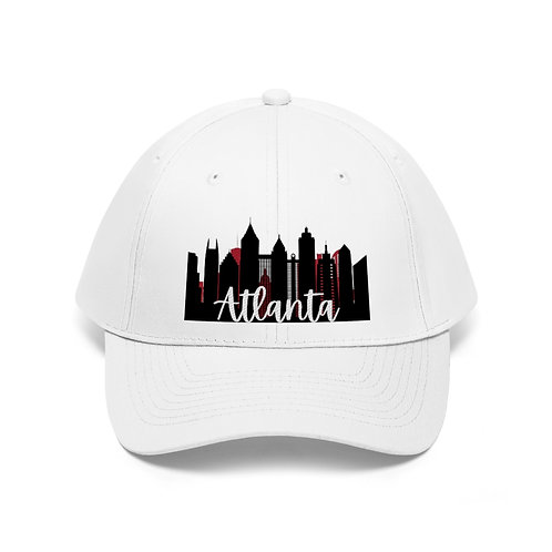 Atlanta Unisex Twill Hat
