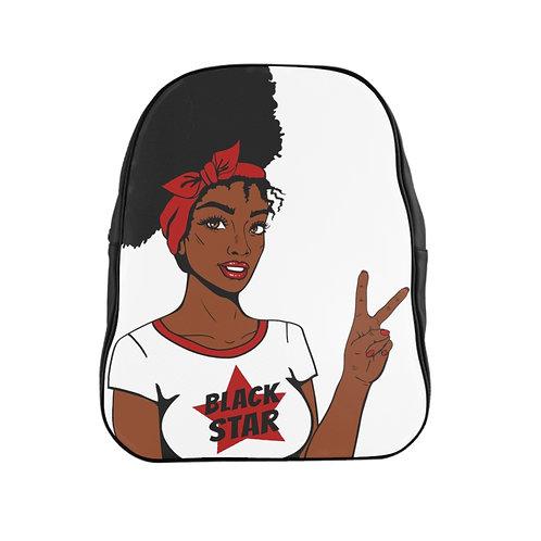 Black Star Backpack
