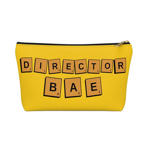Director Bae Tiles Accessory Pouch w T-bottom
