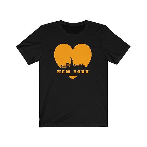 NYC My Love Unisex Jersey Tee