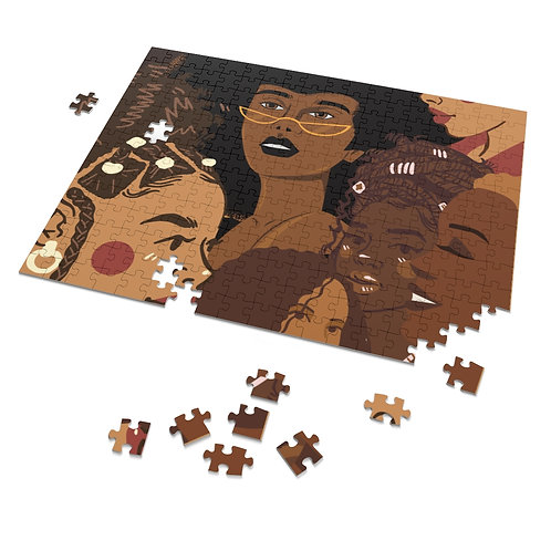 Life Sisters 252 Piece Puzzle