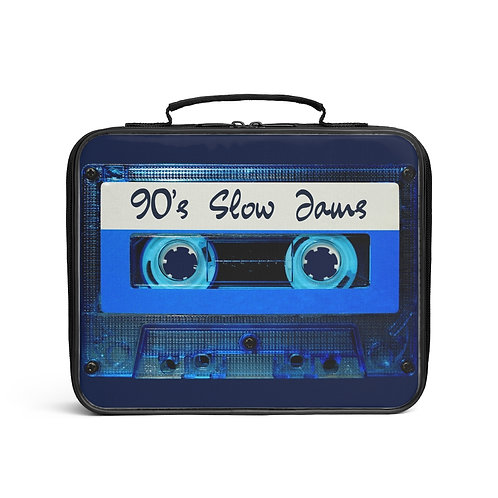 90s Slow Jams Lunch Box