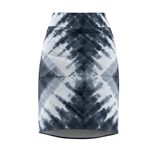 Wakanda Forever Pencil Skirt