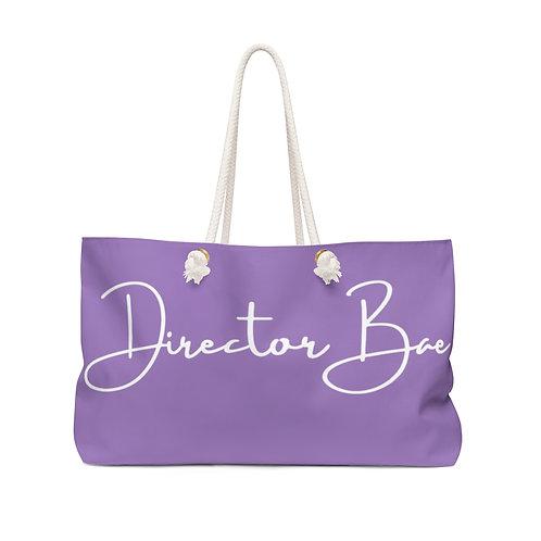 Director Bae Fave Weekender Bag