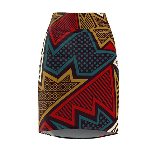 Horizon Women's Pencil Skirt